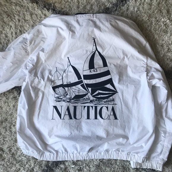 Nautica Other - Vintage Nautica windbreaker